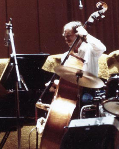 Jon Gilutin's senior recital at the University of Miami in 1978